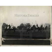 1924 Press Photo United States Polo Team during a game - nea49867
