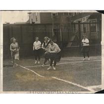 1926 Press Photo Brown University Basketball, Providence, Rhode Island