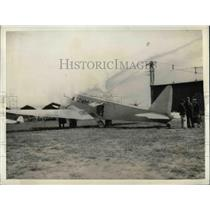 1935 Press Photo Potez Transport Plane in France - nea58203