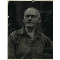 1922 Press Photo Samuel Sigging, Ft Myers, Va, - nea52466
