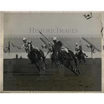 1926 Press Photo Polo match at International Polo Championships - nea50171
