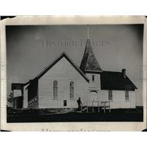 1930 Press Photo At Hermosa , South Dakota.