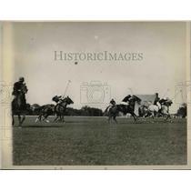 1926 Press Photo Harvard versus Princeton at Polo match - nea50165