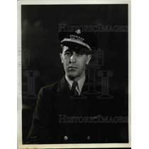 1938 Press Photo George Govoni Air Corps Training Center