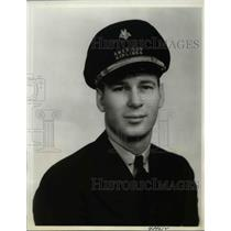 1938 Press Photo John Gibson US Army Air Corps Training School - nea66022