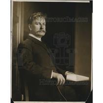 1913 Press Photo Mr John J. Harrington