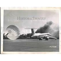 1949 Press Photo USAF new Martin XB-51 jet bomber for test flight