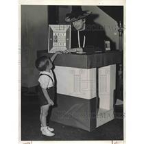 1941 Press Photo Jimmy Goddar Age 3 of Luoisville Kentucky - nea93524