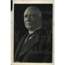 1919 Press Photo New Zealand Prime Minister William Massey Portrait