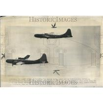 1948 Press Photo Flight Refuel - RRT23443