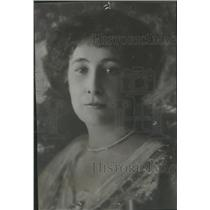 1913 Press Photo Grace O Given Divorce Warren Judge - RRT62063