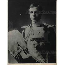 1924 Press Photo Prince Fernando of Spain - neb15379
