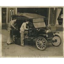 1939 Press Photo N Y World's Fair Vitou Gaudesh Bill - RRS92031