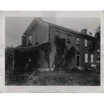1920 Press Photo Birthplace Home of Governor Cox