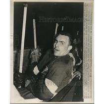 1947 Press Photo James McFadden, Freshman Center