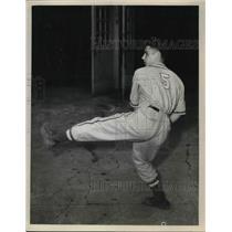 1948 Press Photo Warren Jeb Weidrich  - nes01304