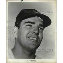 1969 Press Photo Ed Kranepool of New York Mets from 1962 to 1979. - nes02483