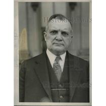 1927 Press Photo Mark Thistlewaite, Senate correspondent of Indianapolis News