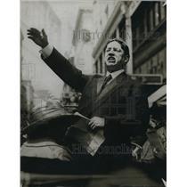 1914 Press Photo Rev. John Jackson
