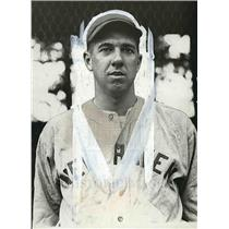 1933 Press Photo New York Yankees Jim Weaver