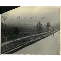 1923 Press Photo Government Levee, Pembroke, Vicksburg Mississippi River