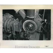 Press Photo Cleveland, Ohio NACAs Lewis Flights Propulsion Labs, engine tests