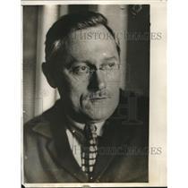 1930 Press Photo Justice Ayshinsky Judge Court Moscow