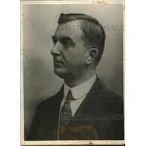 1925 Press Photo Luigi Federzone The Rising tar of Italy