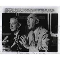 1968 Press Photo Irving Kosloff, Philadelphia 76ers, Jack Ramsay - nes07518