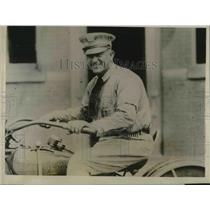 1926 Press Photo Jasoh Christman was the man who ended a standoff with 10 bandit