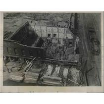 1926 Press Photo 2 died in the collapse of a house in Chicago. - neb95329