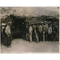 1923 Press Photo of men in calimexico