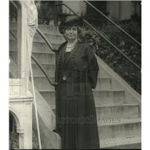 1922 Press Photo Mrs. Edith B. Newman of Havana