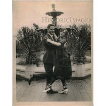 1920 Press Photo Miss Edna L. Shaw was barred from Methodist Church