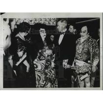 1934 Press Photo Australian Minister Of Foreign Affairs John Latham Wife