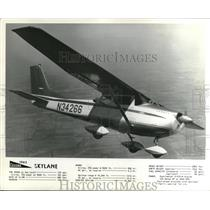1963 Press Photo Cessna 1963 Skylane