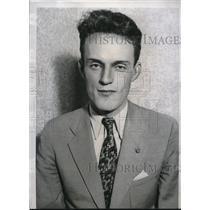 1935 Press Photo Ira Latimer Claims to Be Illegit Son Minneapolis Mayor Thomas