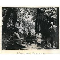 1937 Press Photo Wheat Makes Comeback