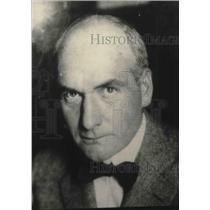 1921 Press Photo Mayor WS Fitzgerald Of Cleveland - nec29764
