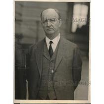 1924 Press Photo John Nelson insugent leader