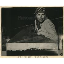 1924 Press Photo Lt Russell Maughan Pilot