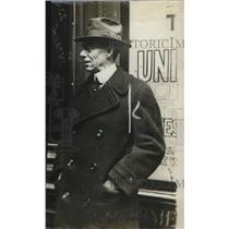 1918 Press Photo Mr. Farrell of Chicago