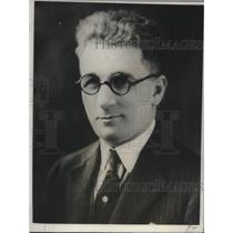1924 Press Photo Ben F Cox Well Known Merchant - nec38136