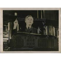 1919 Press Photo 15 year old preacher in Enfland