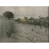 1921 Press Photo Scene from South African trip of Dr RL Shants