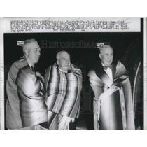 1959 Press Photo Baseball Blankets
