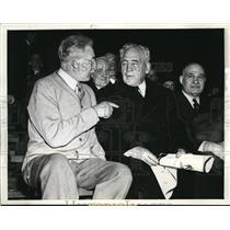 1942 Press Photo Right-A.A. STAGG - nec42746