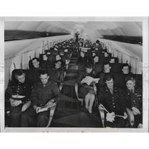 1949 Press Photo Military Air Transport by Boeing Airplane Company.