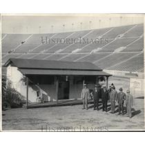 1931 Press Photo La, Calif Olympic Village housing almost complete - nes14048