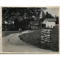 1933 Press Photo National Guardsmen, Deputy Sheriffs & Federal Operatives were